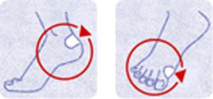 外反母趾のケア方法