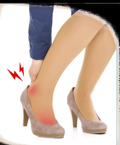 靴ずれが起きる原因と症状
